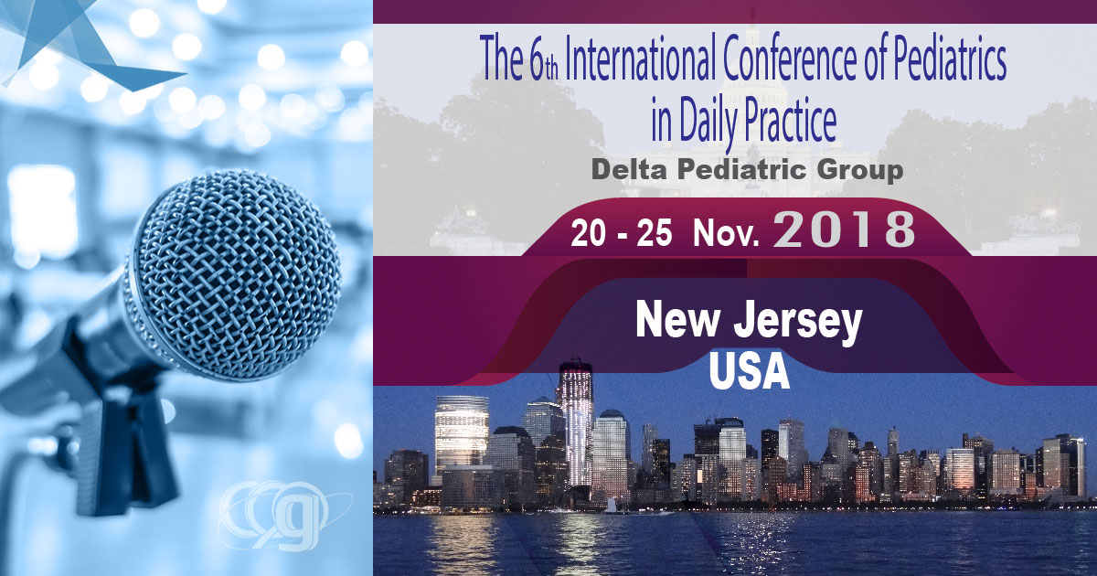 The 6th International Conference of Pediatrics in Daily Practice | Delta Pediatric Group