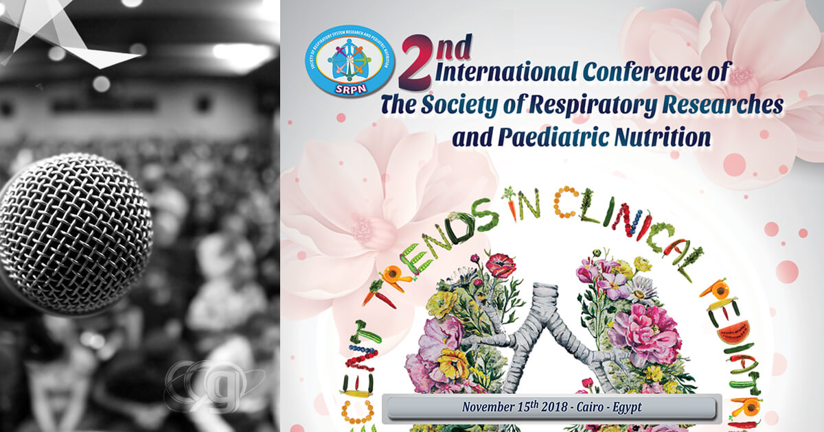 2nd International Conference of the Society of Respiratory Researches & Pediatric Nutrition