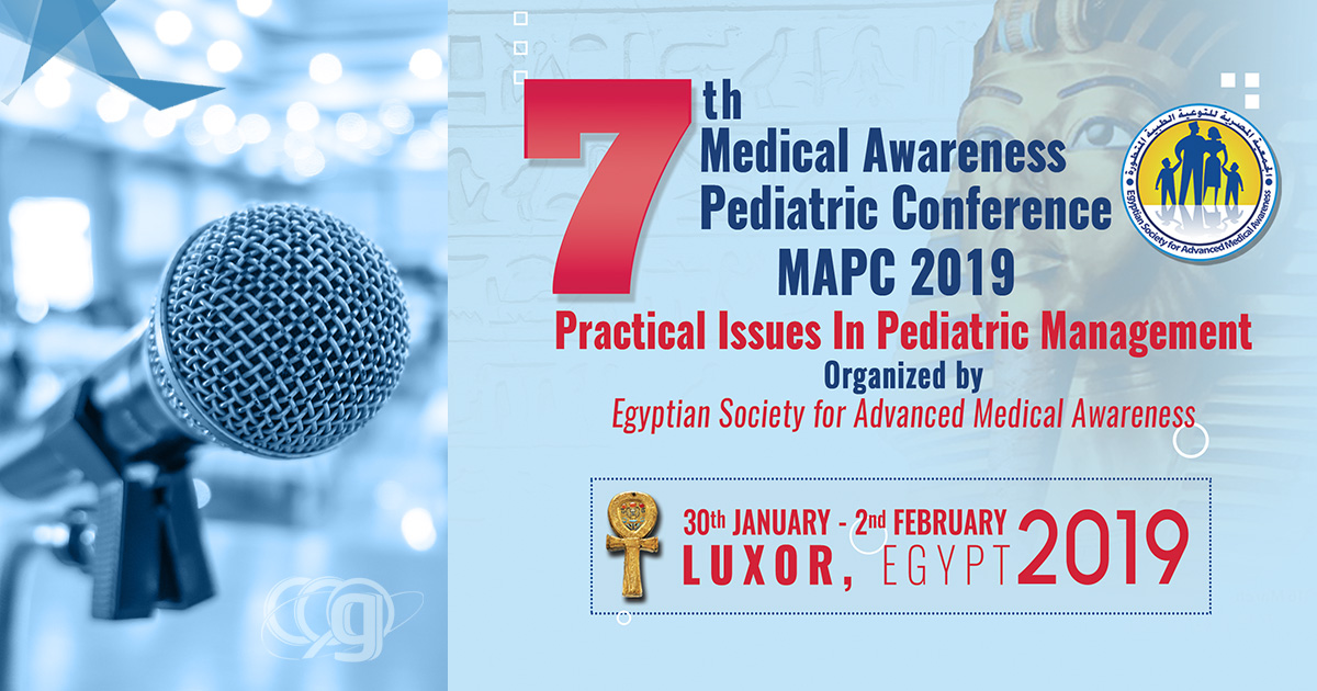 The 7th Medical Awareness Pediatric Conference [MAPC 2019]