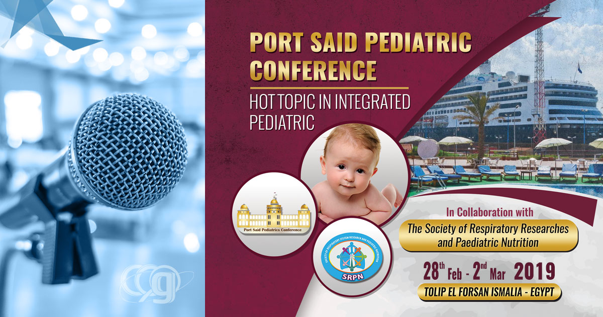 Port Said Pediatric Conference 2019
