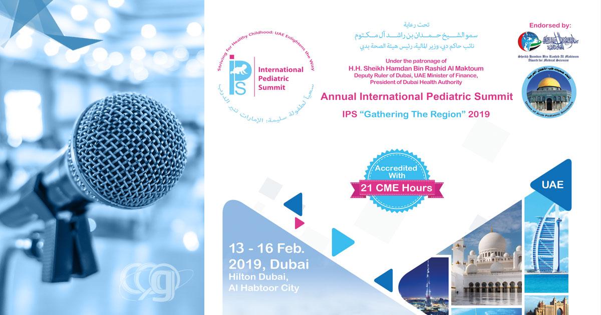 3rd Annual International Pediatric Summit