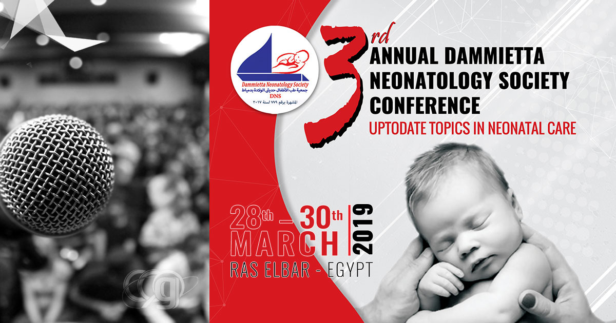 3rd Annual Dammietta Neonatology Society Conference