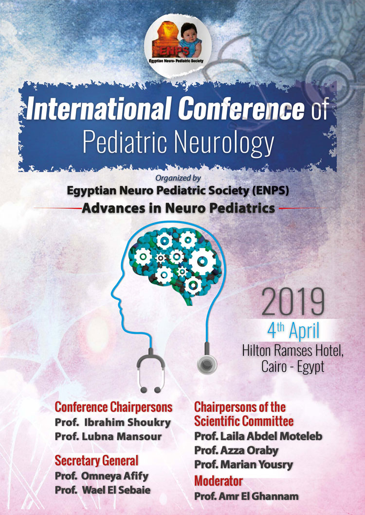 International Conference of Pediatric Neurology by ENPS – CCG