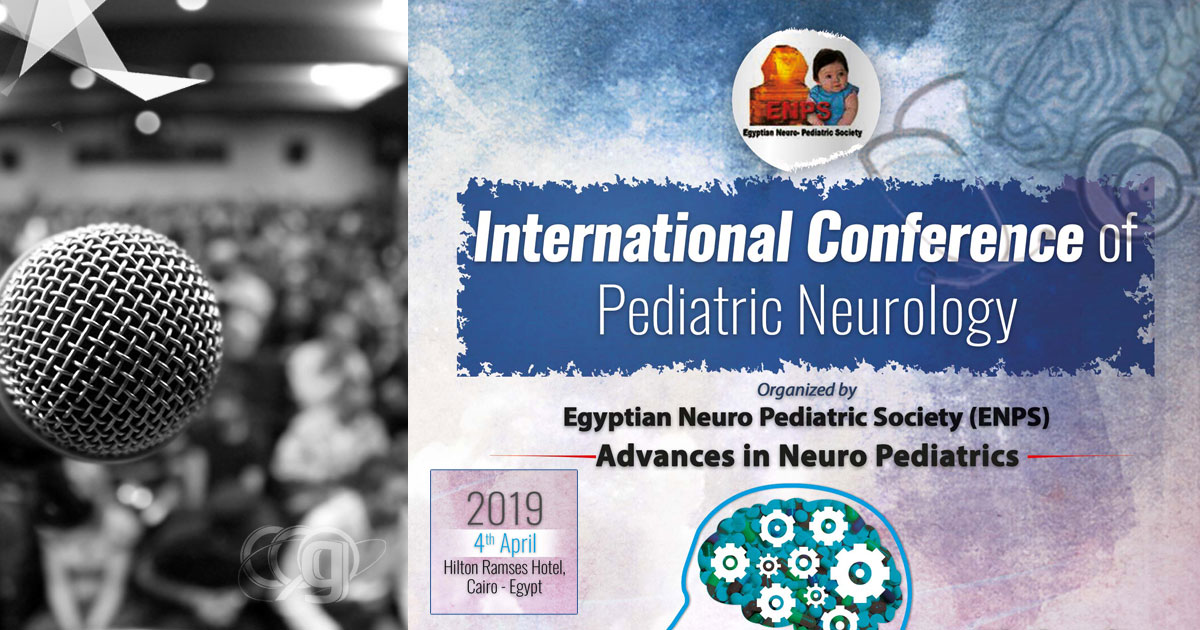 International Conference of Pediatric Neurology by ENPS