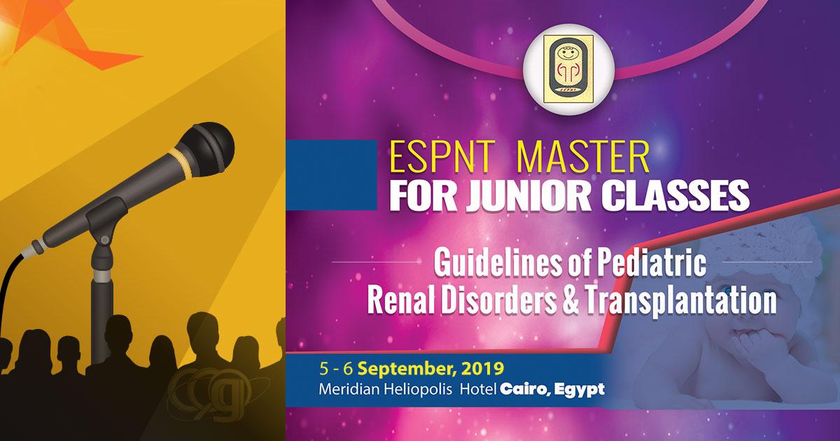 ESPNT Master for Junior Classes 2019