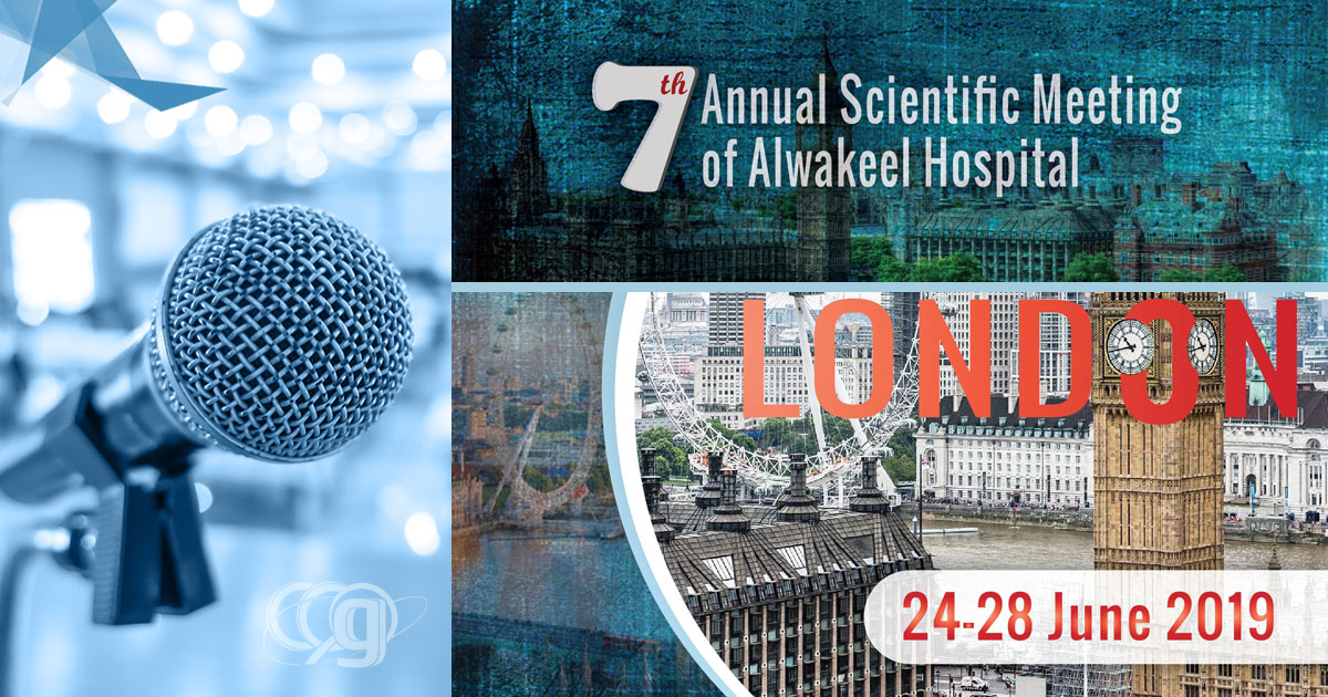 The 7th Annual Scientific Meeting of Alwakeel Hospital