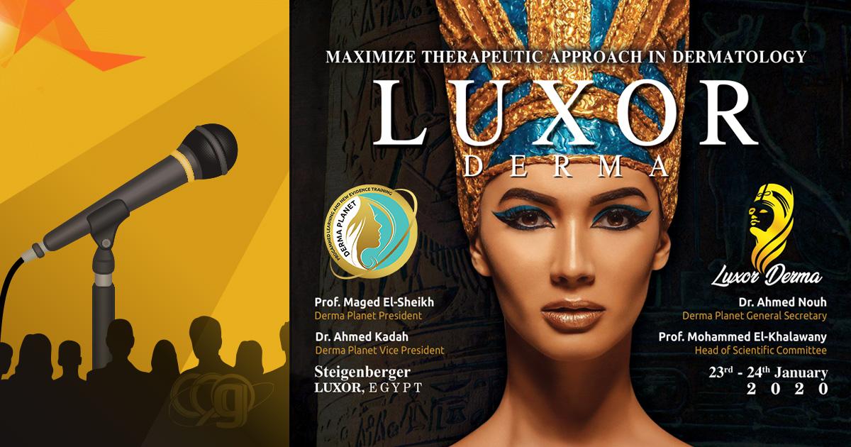 Luxor Derma 2020
