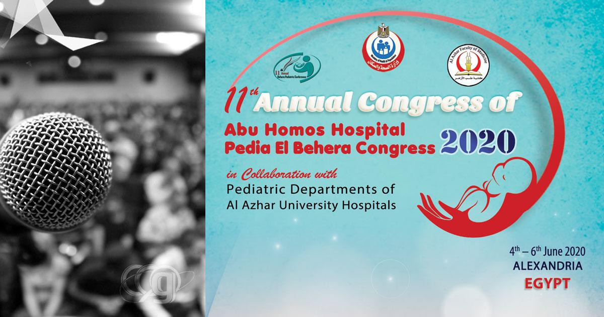 11th Annual Congress of Abu-Homos Hospital