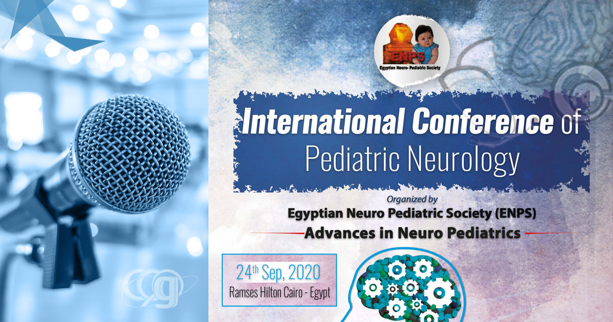 International Conference of Pediatric Neurology by ENPS 2020