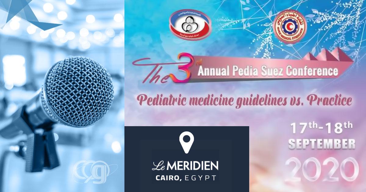 3rd Annual Pedia Suez Conference