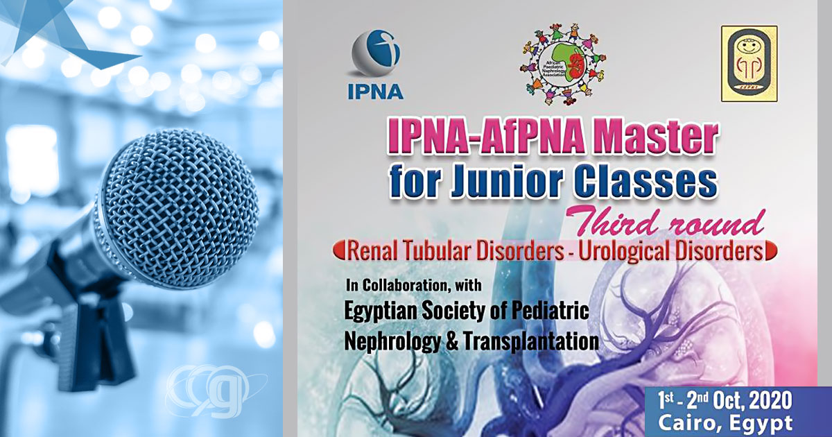 IPNA - AfPNA Master for Junior Classes Third Round