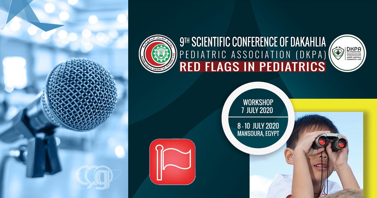 9th Scientific Conference of Dakahlia Pediatric Association (DKPA)