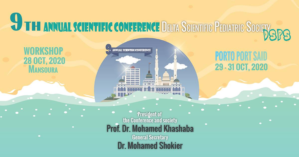 9th Annual Scientific Conference of Delta Scientific Pediatric Society