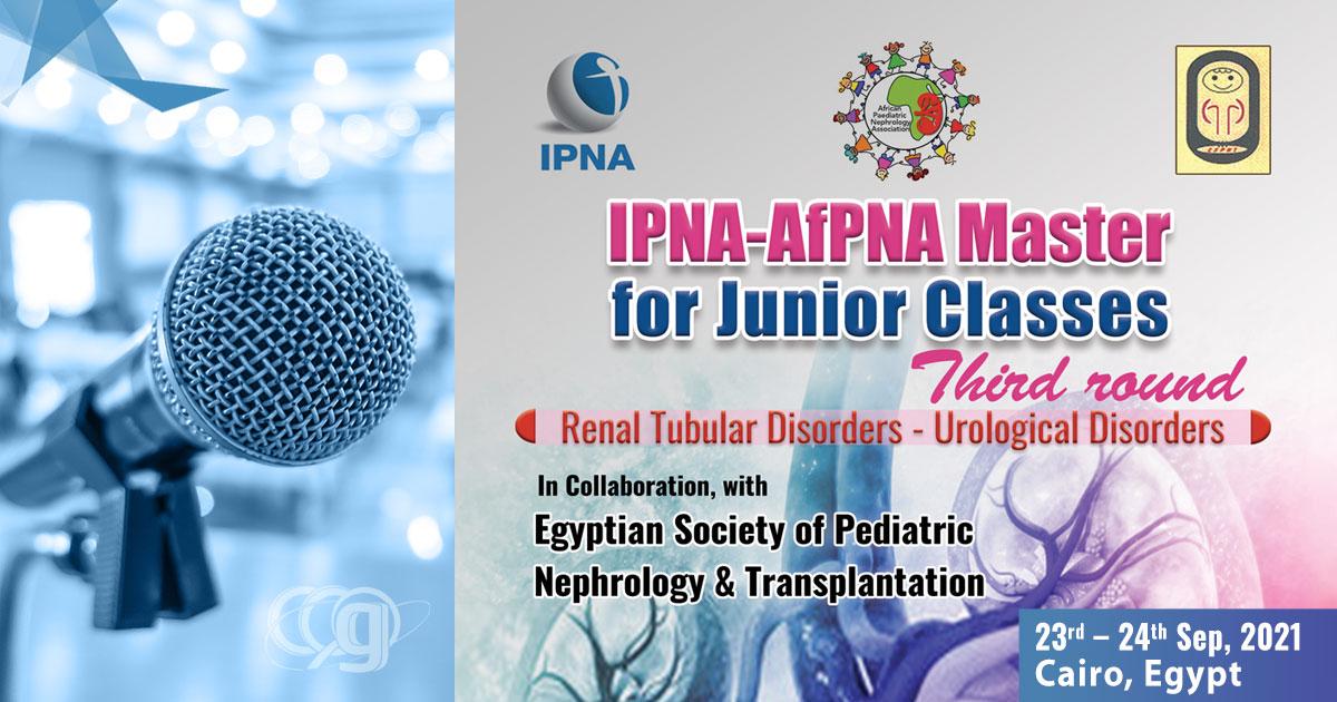 IPNA - AfPNA Master for Junior Classes Third Round