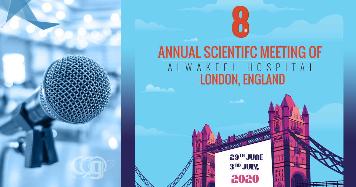The 8th Annual Scientific Meeting of Alwakeel Hospital