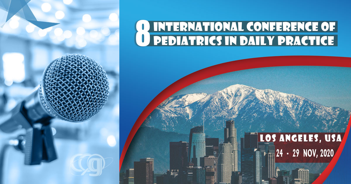8th International Conference of Pediatrics in Daily Practice