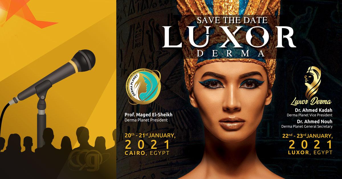 Luxor Derma 2021